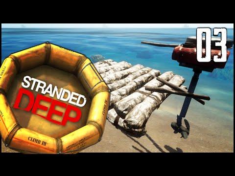 Stranded Deep - Ep.03 - The Yacht!