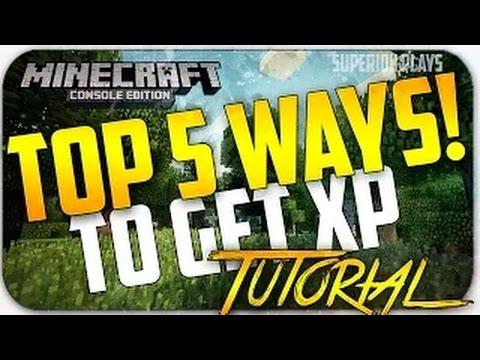 Minecraft: Fastest Ways To XP in Minecraft (Top 5 Ways in Minecraft)