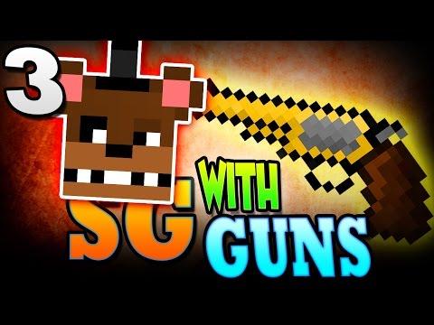 Minecraft SG w Guns 3: