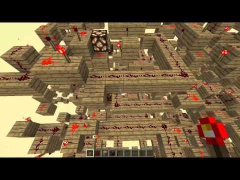 Minecraft: Dust & Torches Old Old school Universe Death Clock