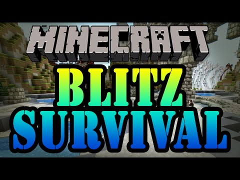 Minecraft - Hypixel Blitz Survival Fun w/ Docm77 - We must prevail!