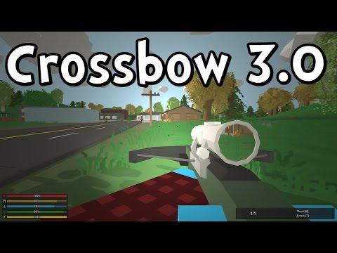 UNTURNED 3.0 Crossbow & Skills!