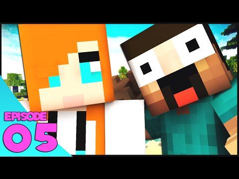 Wife vs. Minecraft - S02E05 : Theme Park!