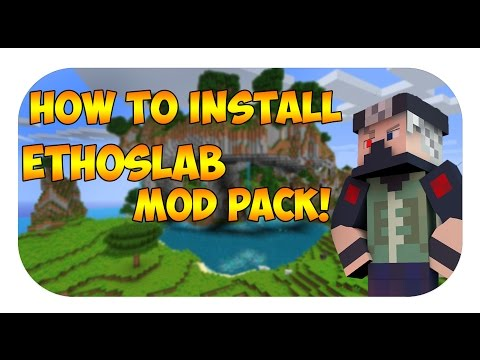How to Install EthosLab's Mod Pack