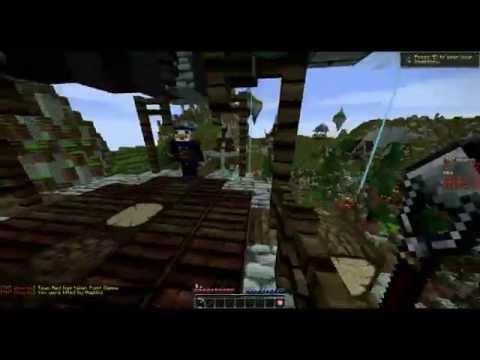 Minecraft Hypixil: TnT Wizards! Episode 1