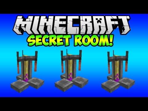 Minecraft: BEST SECRET ROOM WITH BREWING STAND