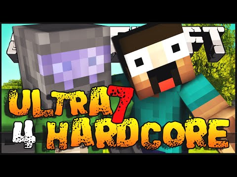 Minecraft - Hermitcraft UHC S07 : Ep.04 - I'm Hot!