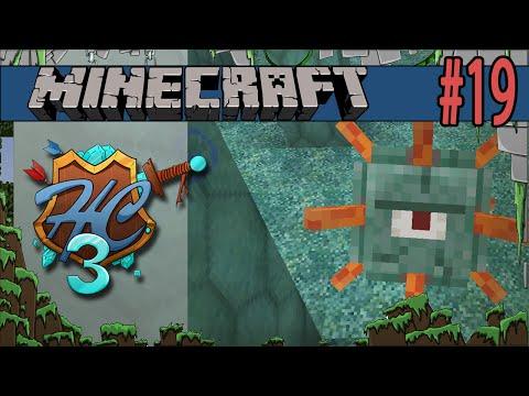Minecraft Guardian Carnage & MiniGames w/ xBCrafted - Hermitcraft #19
