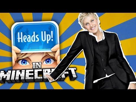 Minecraft | Heads Up! -