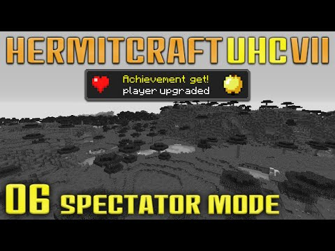 Hermitcraft UHC VII 06 Invisible Stalkers
