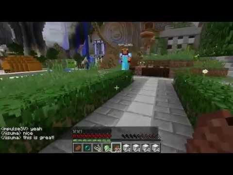Minecraft - HermitCraft #1: Welcoming Tour