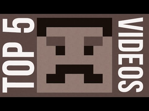 Top 5 Mumbo Jumbo Videos (Minecraft)