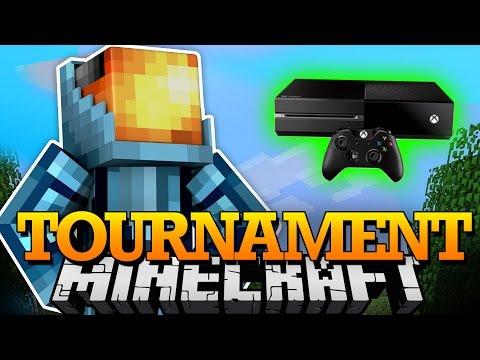 Minecraft : TOURNAMENT (Win an Xbox One!) - Minecraft SG with Guns