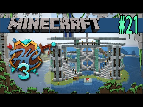 Minecraft - Adding Some Color - Hermitcraft #21