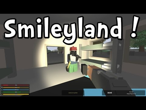 UNTURNED 3.0 Father & Son in Smileyland! (Multiplayer Co-op)