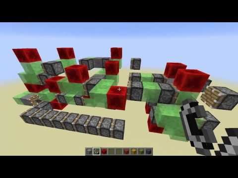 Minecraft Slimestone: Rainbow Generator!