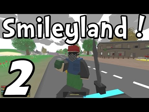 UNTURNED 3.0 - Father & Son in Smileyland! - Episode 2 (Multiplayer Co-op)