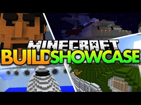 Minecraft Build Showcase |