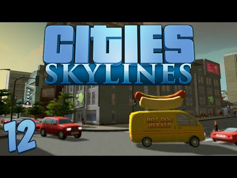 Cities Skylines 12 First Person Camera Mod