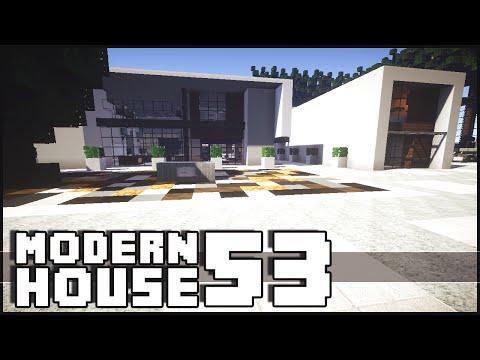 Minecraft - Modern House 53