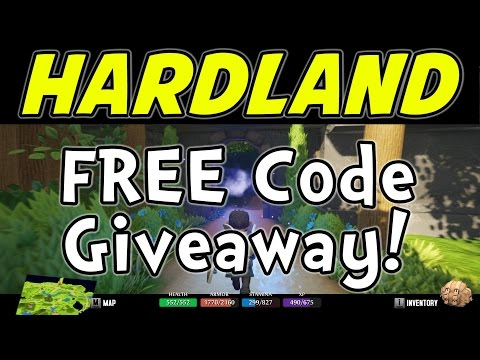 Hardland FREE CODE Giveaway! (Open-world Adventure RPG 1080p)