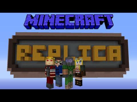 Minecraft: Replica Mini Game!