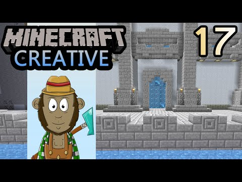 Minecraft Hobbit Dwarf Castle Pt. 1 - 4th World #17