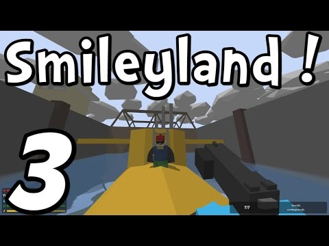 UNTURNED 3.0 - Father & Son in Smileyland! - Episode 3 -