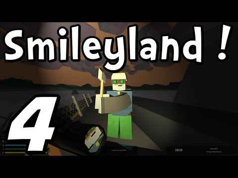 UNTURNED 3.0 - Father & Son in Smileyland - Episode 4 -