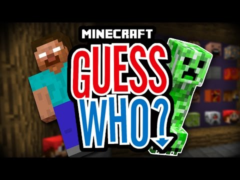 Minecraft | Guess Who!? -