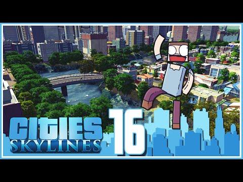 Cities Skylines - Ep.16 : Terraforming Mod!