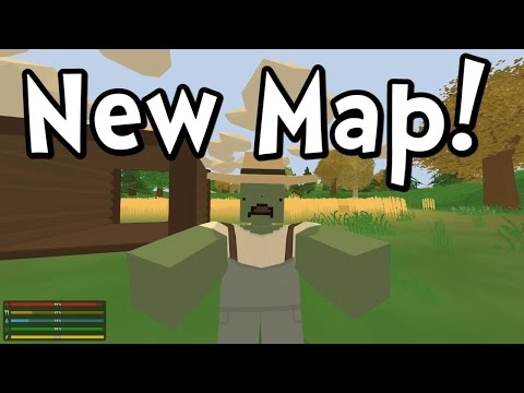 UNTURNED 3.0 New PEI Map! (Gameplay / Walkthrough)