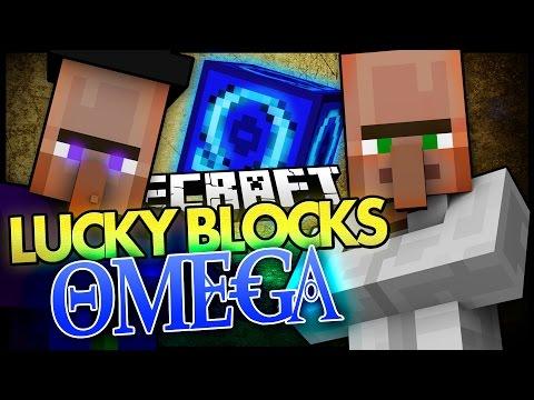 Minecraft | LUCKY BLOCKS OMEGA (Dr Trayaurus, Bob's Grandma, & MORE!) - Opening Lucky Blocks