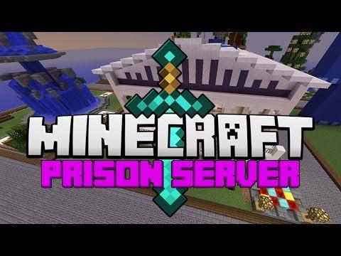 Minecraft: OP Prison #45 - PLOT MINE! (Minecraft Prison Server)