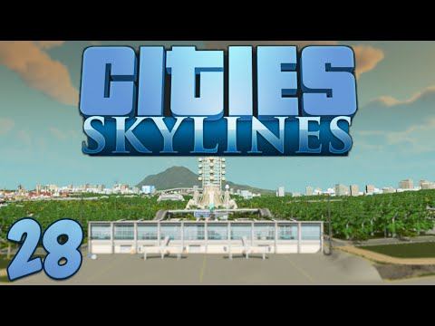 Cities Skylines 28 Extended Building Information