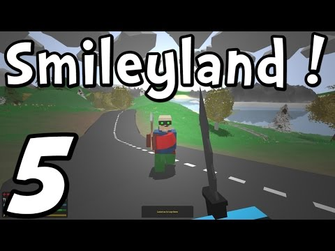 UNTURNED 3.0 - Father & Son in Smileyland - Part 5 -