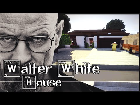 Minecraft - Breaking Bad : Walter White´s House