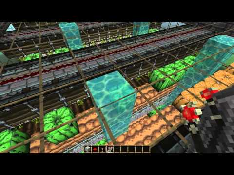 Minecraft Epic Farm Designs: Pumpkin/Melon