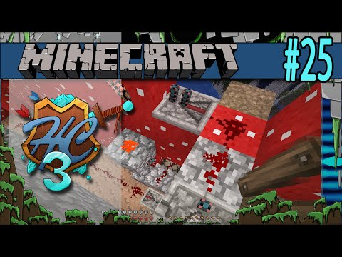 Minecraft Redstone Indicator Lamp - Hermitcraft #25