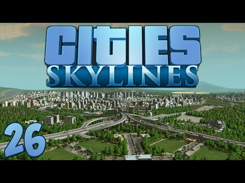 Cities Skylines 26 Court House