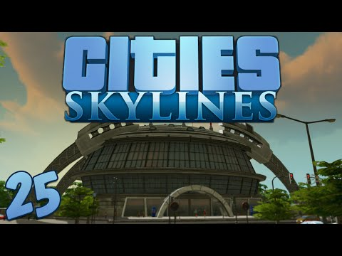 Cities Skylines 25 Industrial Expansion
