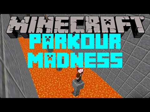 Minecraft Map -  Jay's Parkour Challenge 2 - Room 2 - 3