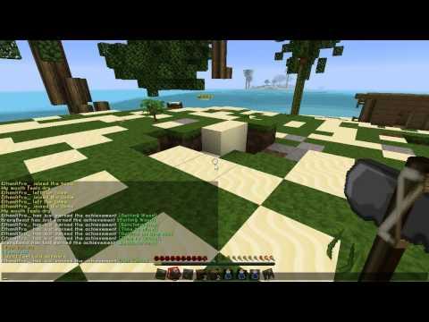 Minecraft: STRANDED RAFT #1 - SUNKEN SHIPS! (STRANDED DEEP IN MINECRAFT)