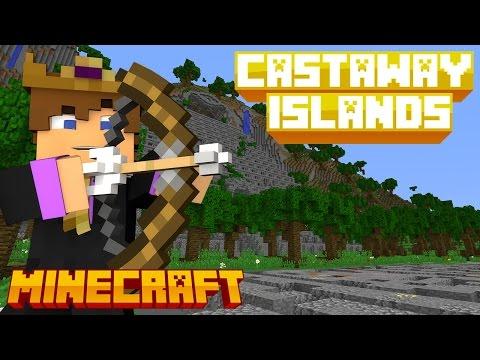 Minecraft: Castaway Islands #14 - IOU 300K! (CastawayMC 2.0)