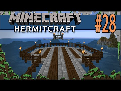 Minecraft Mainland Base - Hermitcraft #28