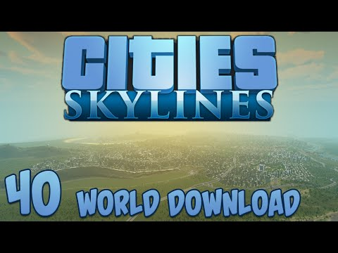 Cities Skylines 40 A Tour Through The Past