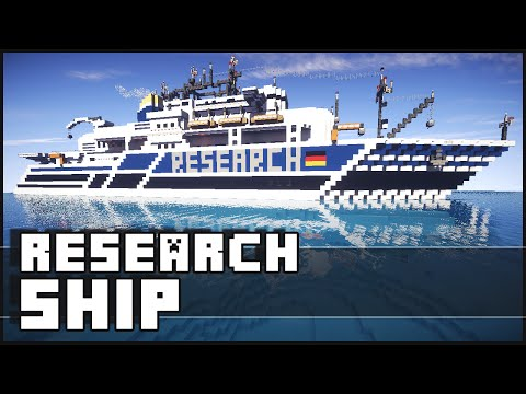 Minecraft - Research Ship