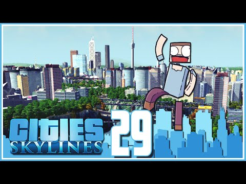 Cities Skylines - Ep.29 : 100K Waterpooies!
