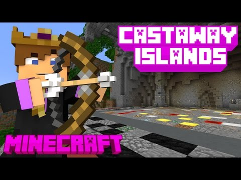 Minecraft: Castaway Islands #15 - BEST DIAMOND SWORD! (CastawayMC 2.0)