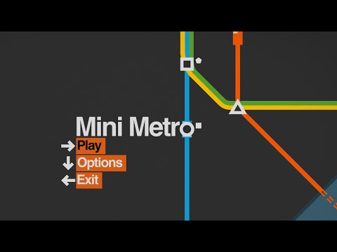 Mini Metro Paris